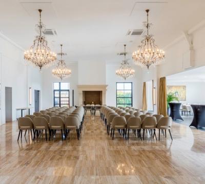 Poseidon conference room